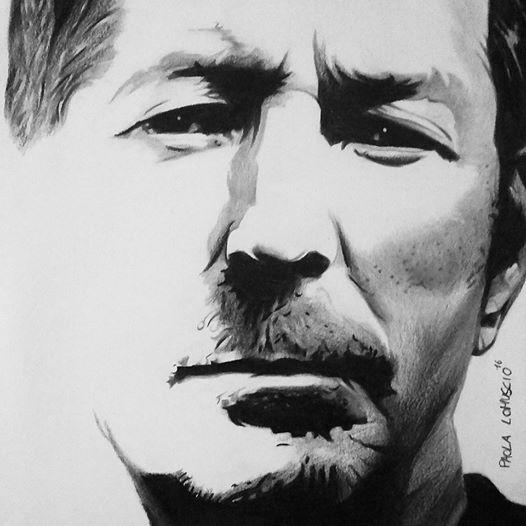 Eric Clapton by PAU1984